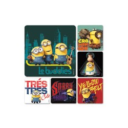 Sticker Minions Movie