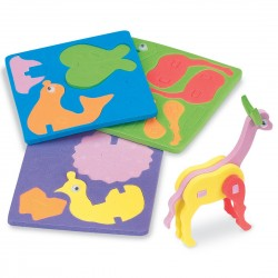 Puzzle animalute